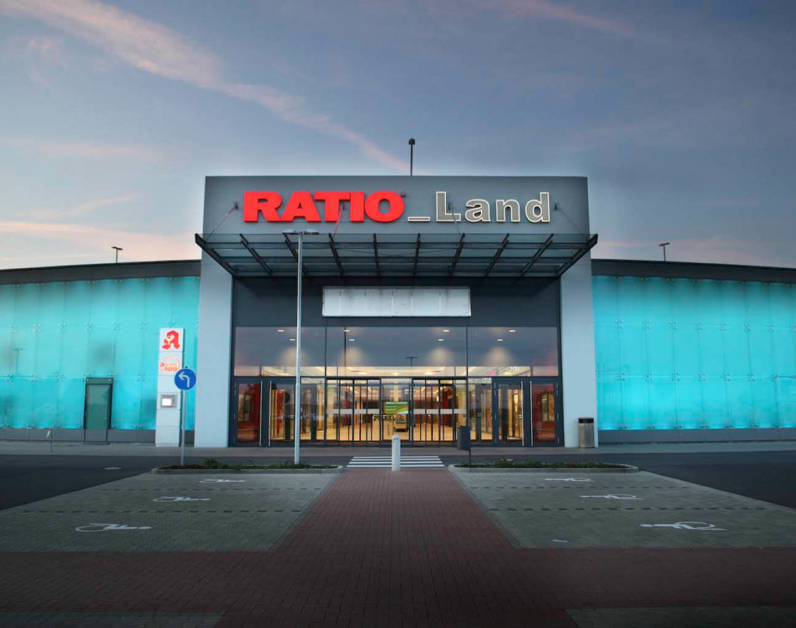 RATIO_Land Front in Baunatal