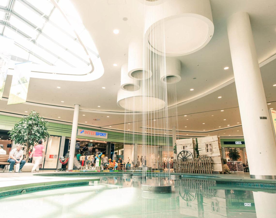 Einkaufszentrum RATIO_Land