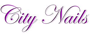 City Nails Logo