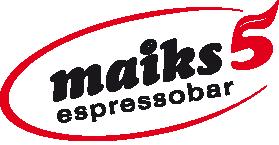 maiks5 Espressobar Logo