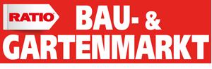 RATIO Bau- & Gartenmarkt Logo