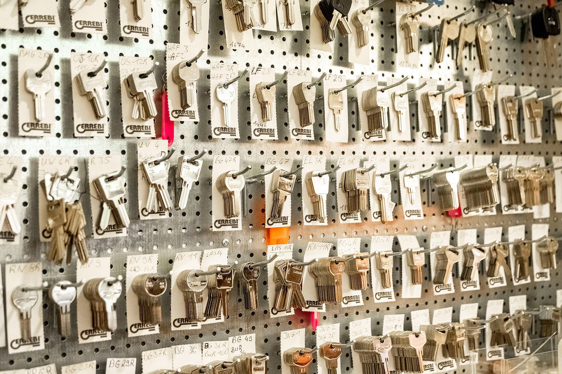 Schuh- und Schlüsselservice