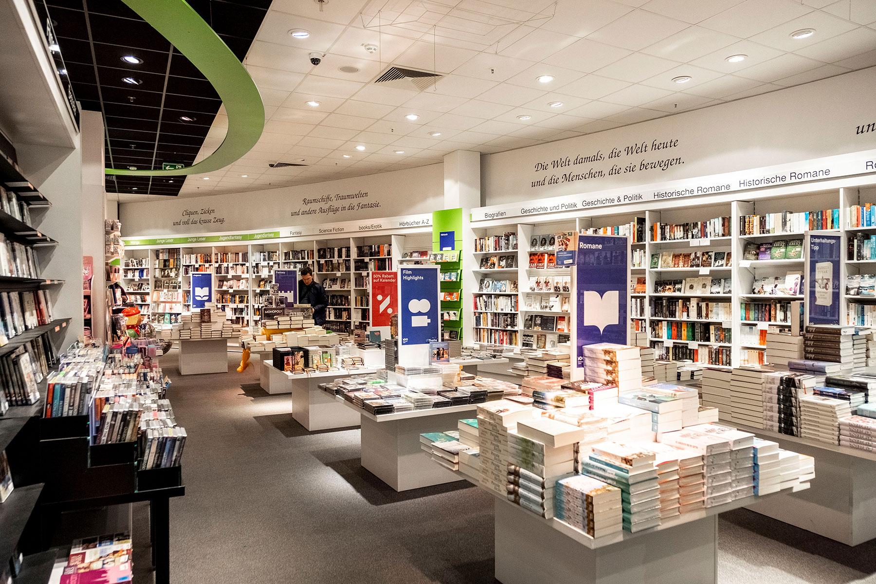 Buchhandlung Thalia